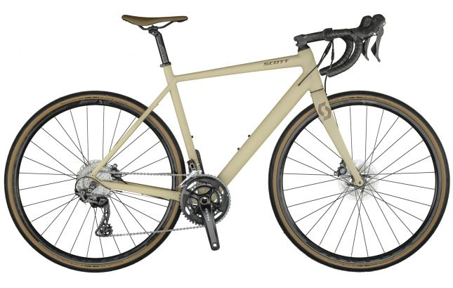 SCOTT SPEEDSTER GRAVEL 10 BIKE